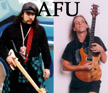 AFU GOODFRIENDS - Even Steven Levee and Roderick Oliver Kohn