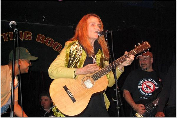 Kate Taylor, David Mantos, Steve Holly and ,Even Steven Levee at Cutting Room NYC